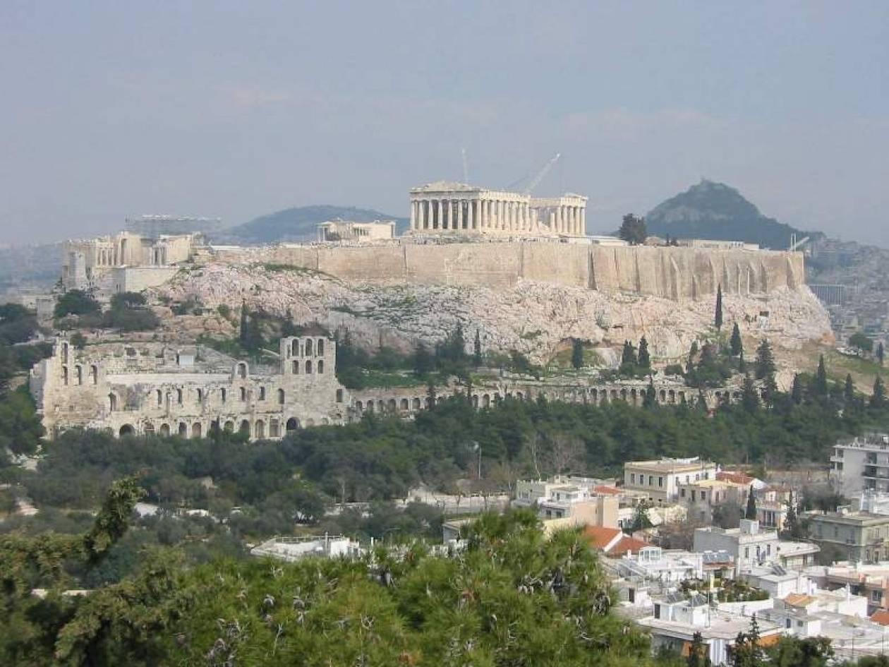 H αγαπημένη τουριστική διαδρομή στην Αθήνα