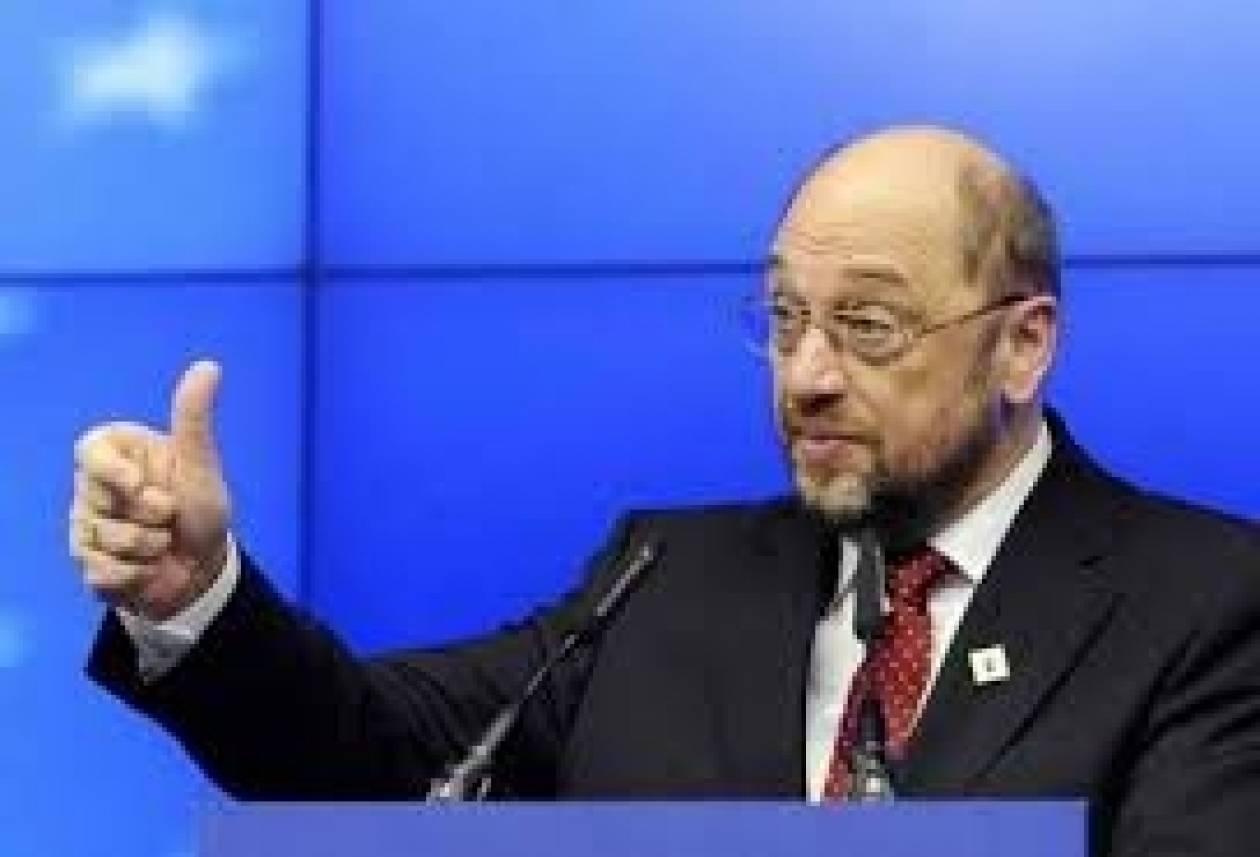 Τη θέση του Επιτρόπου στην ΕΕ διεκδικεί το SPD για τον Μ. Σουλτς