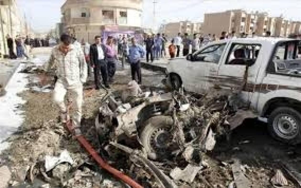 Τουλάχιστον 38 νεκροί από επίθεση αυτοκτονίας στη Βαγδάτη