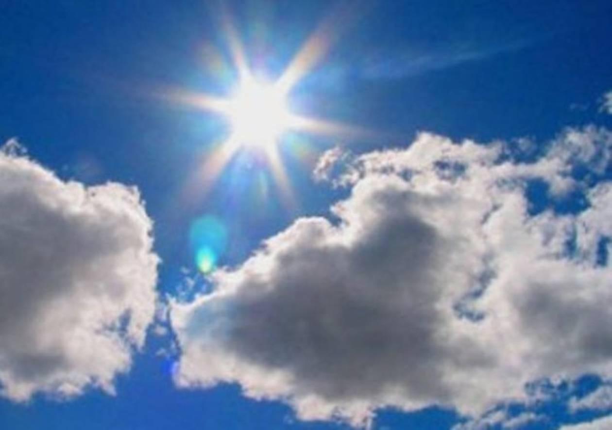Δείτε την πρόγνωση του καιρού για τη Δευτέρα