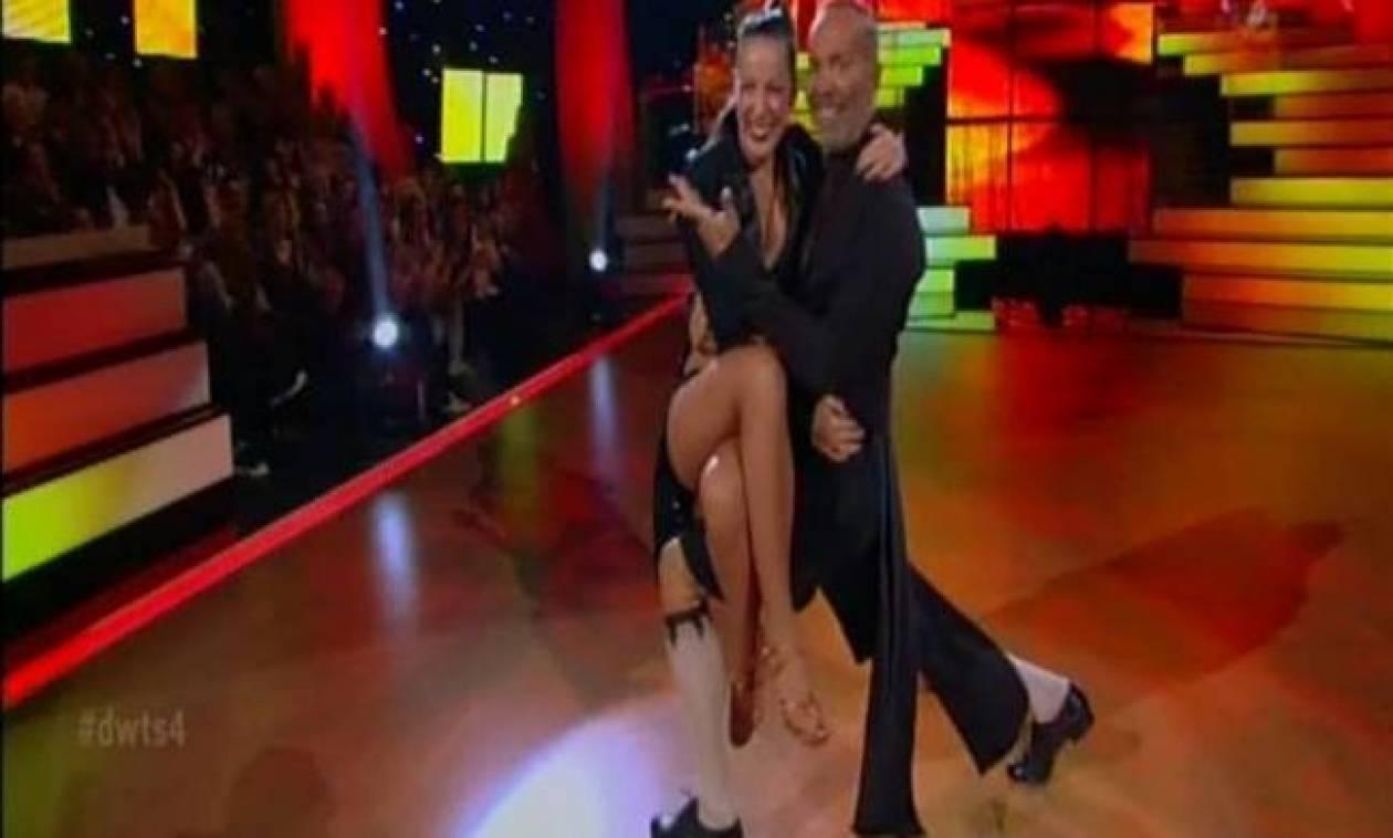 Λάκης Γαβαλάς: Στυλάτος χόρεψε τάνγκο στο «Dancing with the stars 4»
