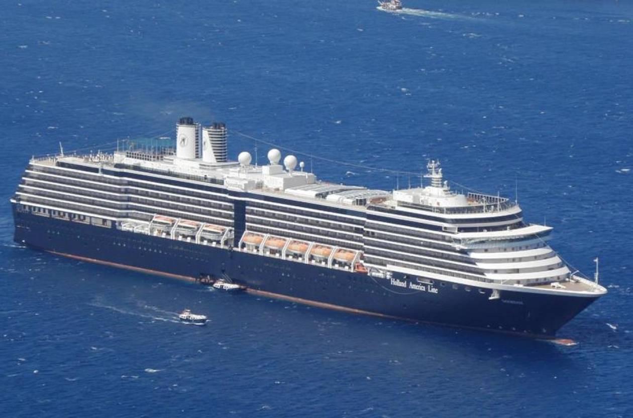 Νεκρός 75χρονος επιβάτης σε κρουαζιερόπλοιο