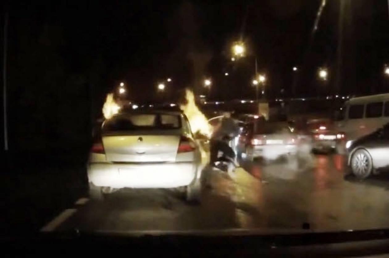 Οδήγησε κι εσύ στη Ρωσία... μπορείς! (video)
