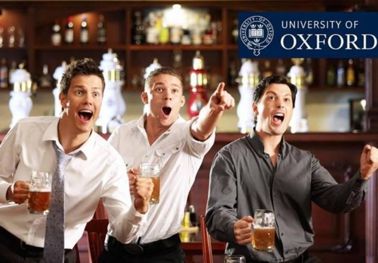 Πιο υγιείς οι άνδρες που βγαίνουν συχνά με φίλους