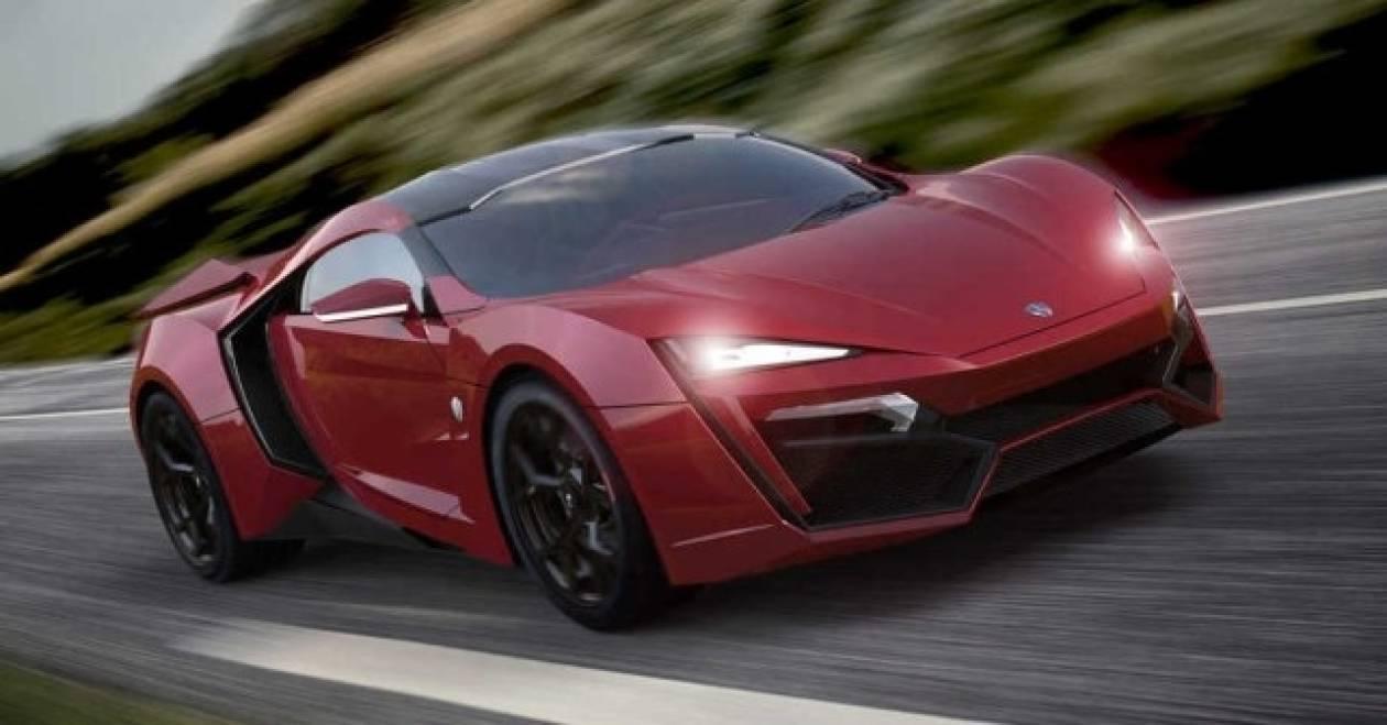 W-Motors Lycan: Έτοιμο το πρώτο Αραβικό Hypercar