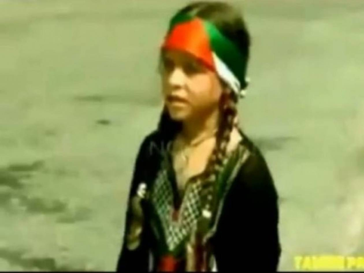 Συγκλονιστικό βίντεο: Το πιο θαρραλέο κοριτσάκι του κόσμου!