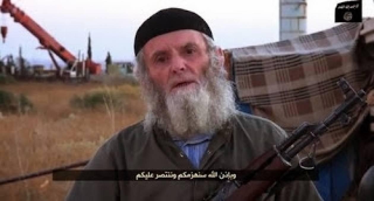 Έκκληση γέροντα Αλβανού για τζιχάντ στη Συρία