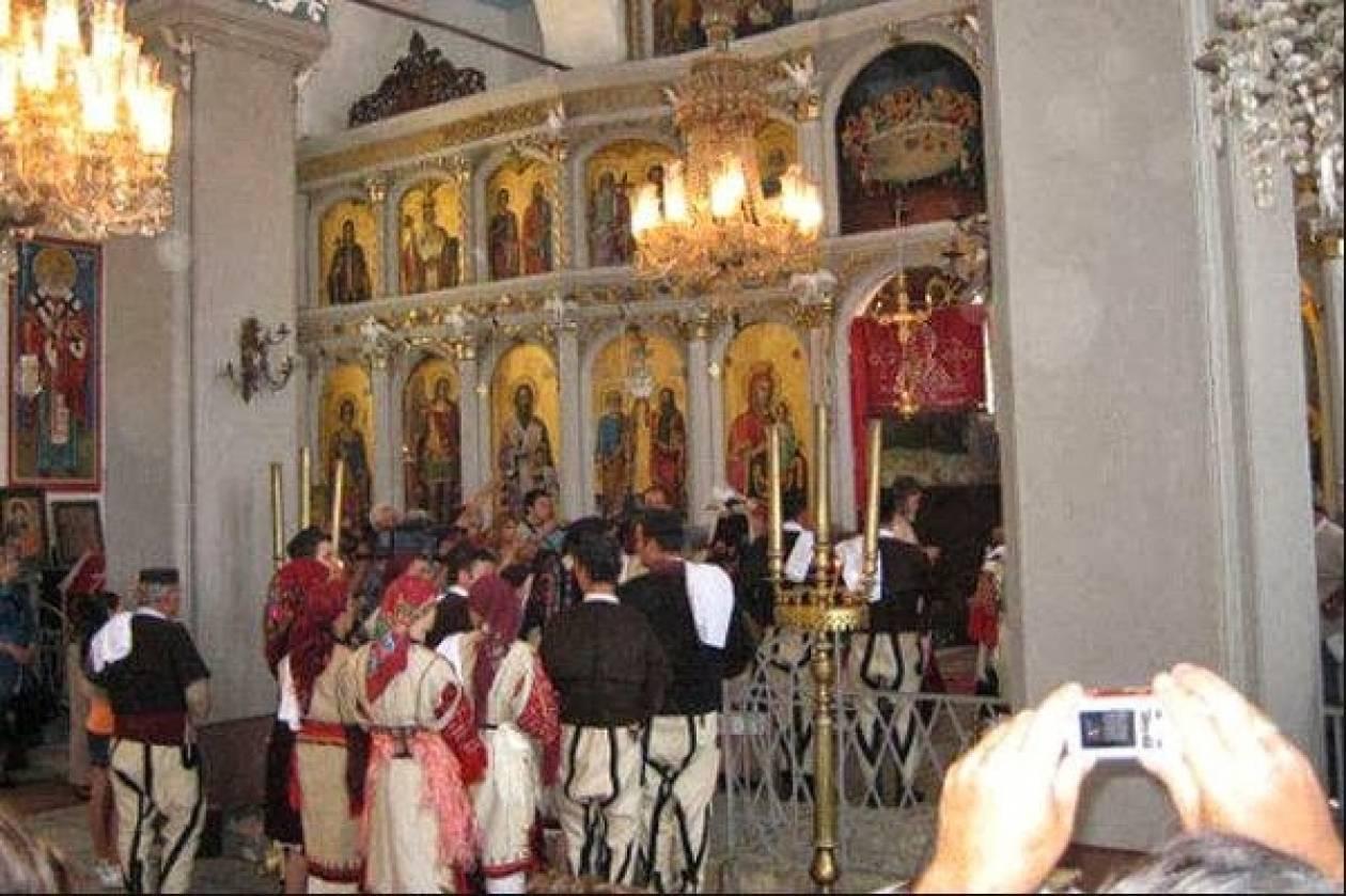 Ζητούν αναγνώριση της ταυτότητας Ορθοδόξων Αλβανών στα Σκόπια