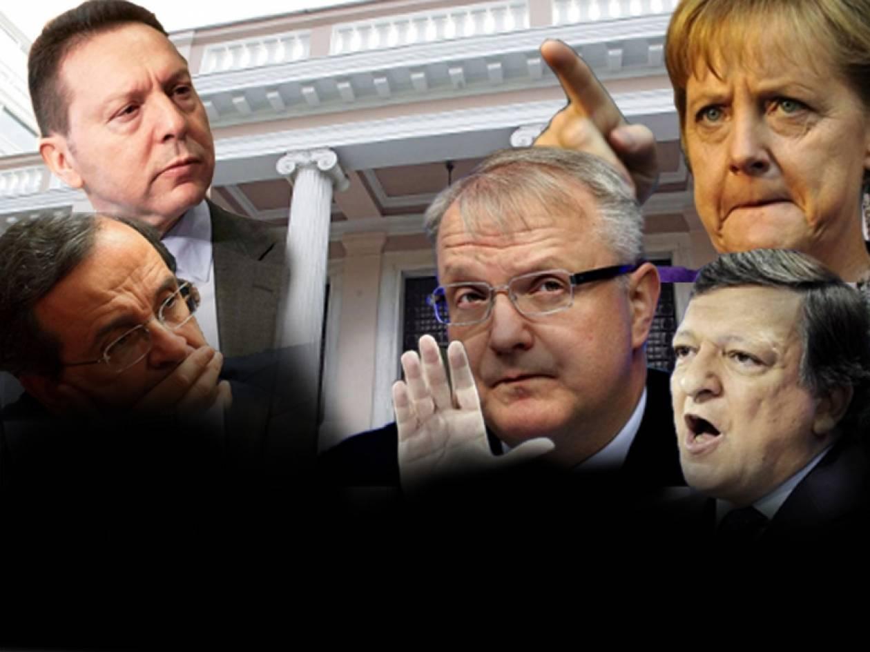 Τελειώνουν την κυβέρνηση οι Γερμανοί