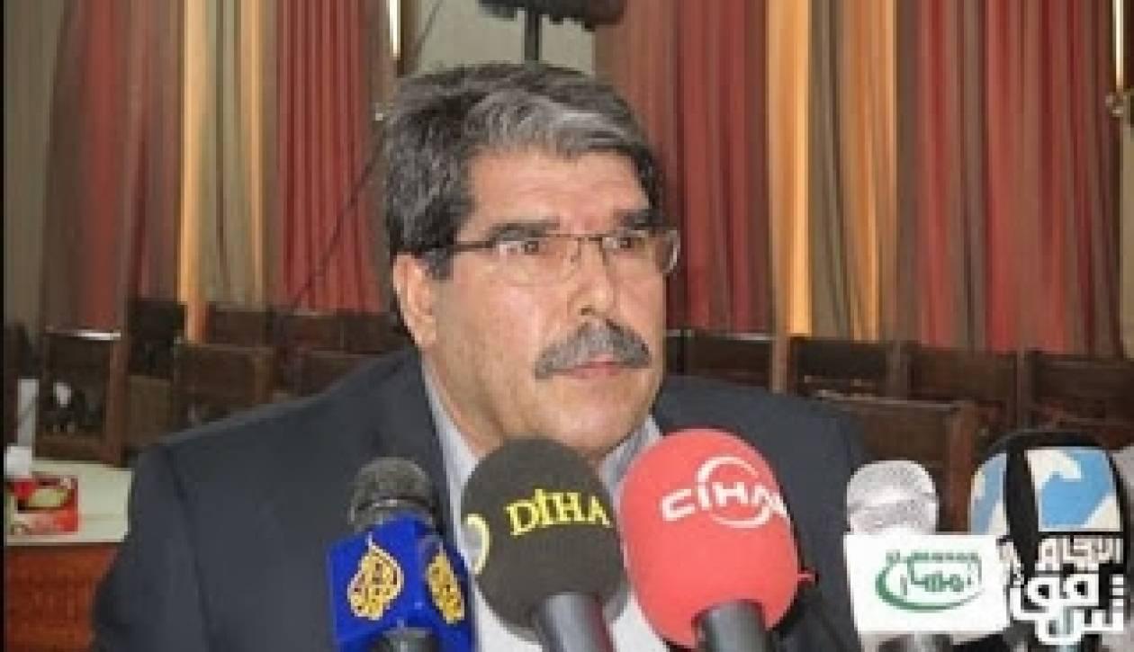 Ηγέτης Κούρδων Συρίας: «Αδύναμοι οι Ισλαμιστές, χωρίς τη Τουρκία»