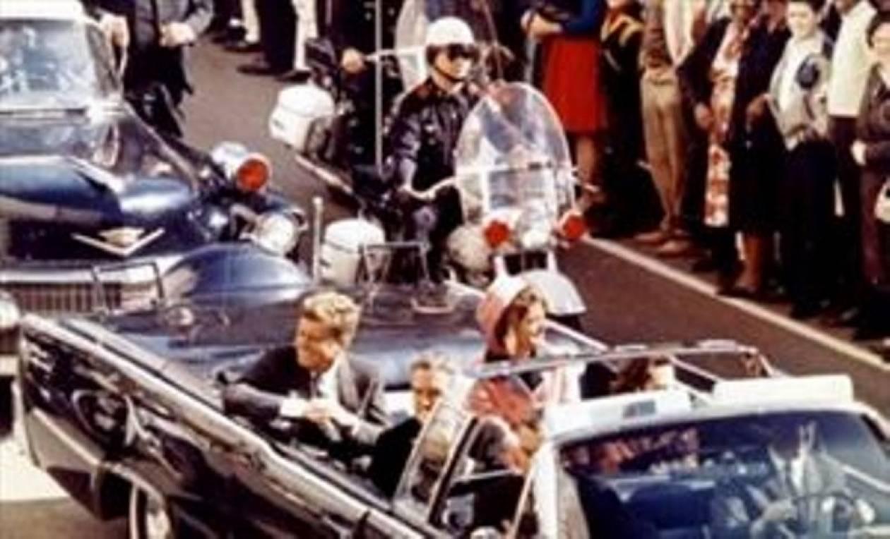 Ο εγκέφαλος του JFK εκλάπη από τον αδερφό του