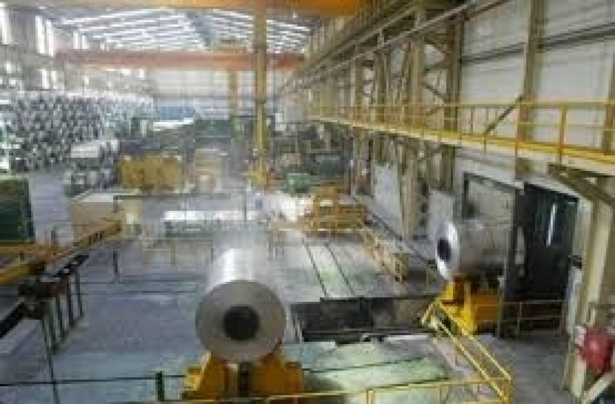 Βιομηχανία: Αύξηση τζίρου και νέων παραγγελιών τον Αύγουστο