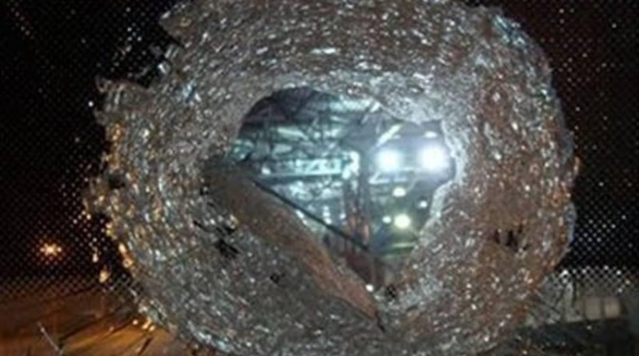 Πύργος: Πέταξαν πέτρα σε έγκυο οδηγό