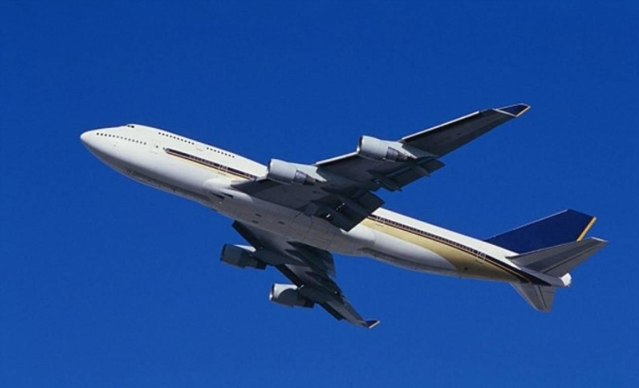 Σκωτία: Παραλίγο σύγκρουση μεταξύ δύο Jumbo 747 (pics)