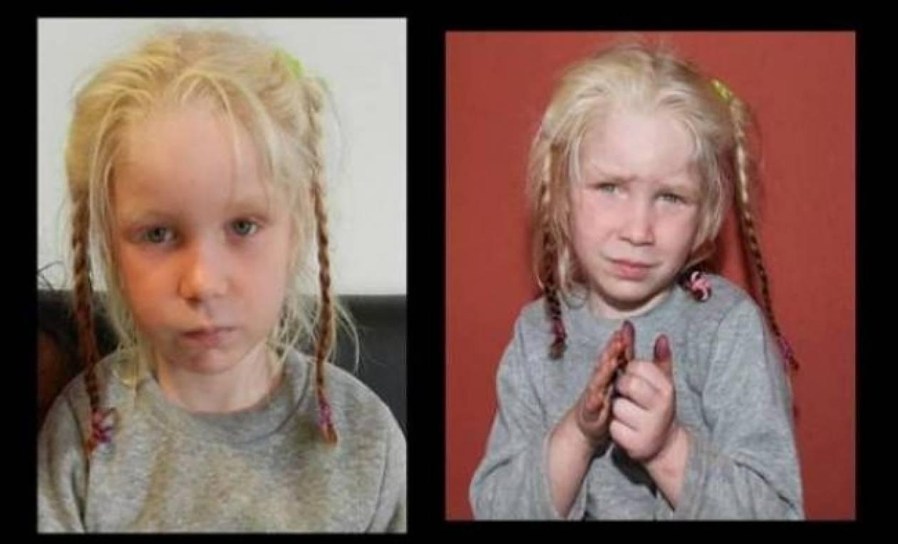 Πέντε με έξι ετών είναι τελικά η μικρή Μαρία