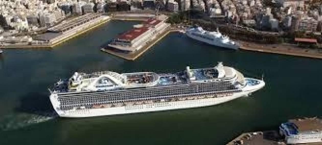 Η κρουαζιέρα έφερε 1,7 εκατ. τουρίστες στην Ελλάδα το 2012