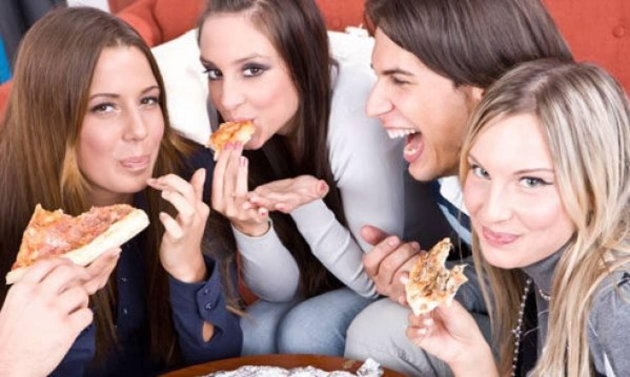 Έρευνα: Με ψωμί και τηγανιτές πατάτες ζουν οι νέοι στην Ελλάδα!