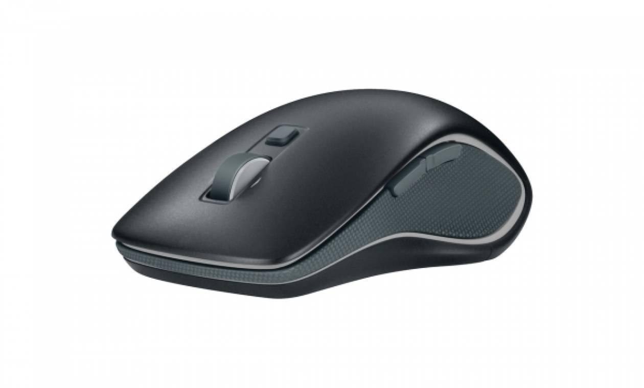 Νέο ποντίκι Logitech Wireless M560: Για κάθε χρήση και απαίτηση!