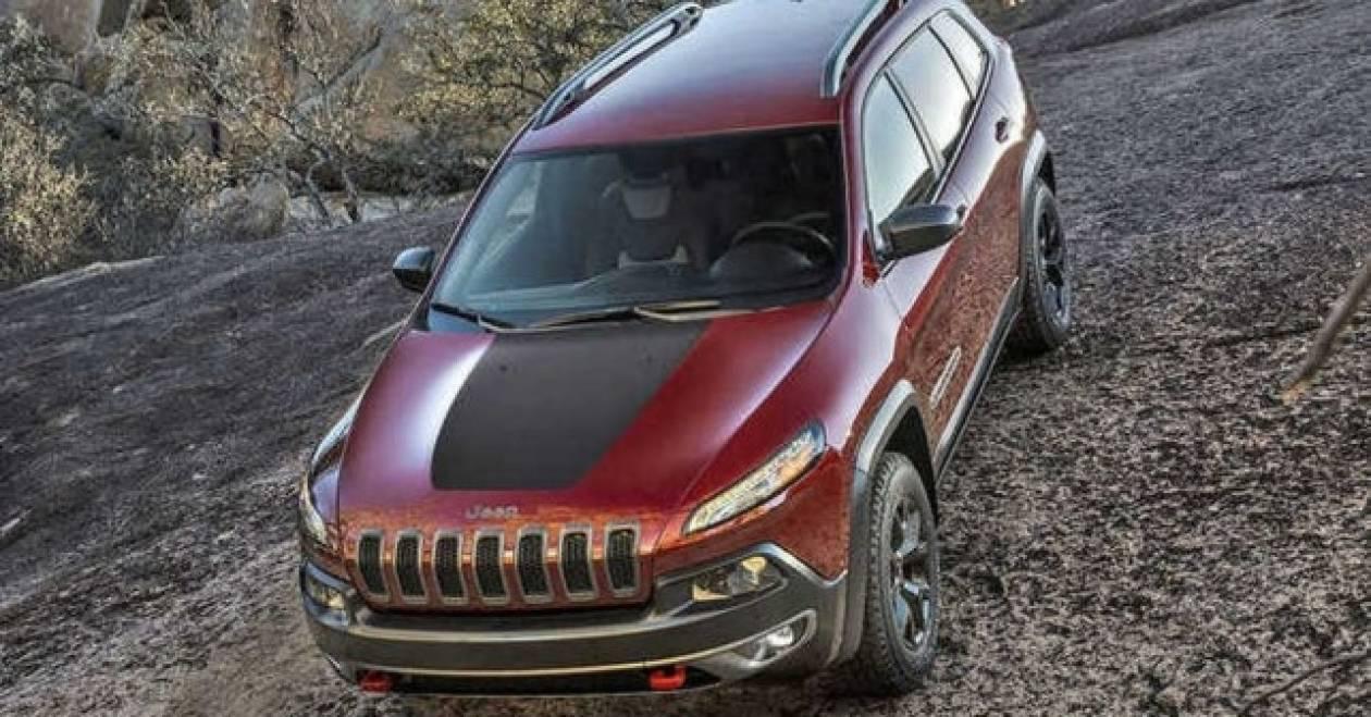 Νέο Jeep Cherokee: Πρόβλημα με το κιβώτιο
