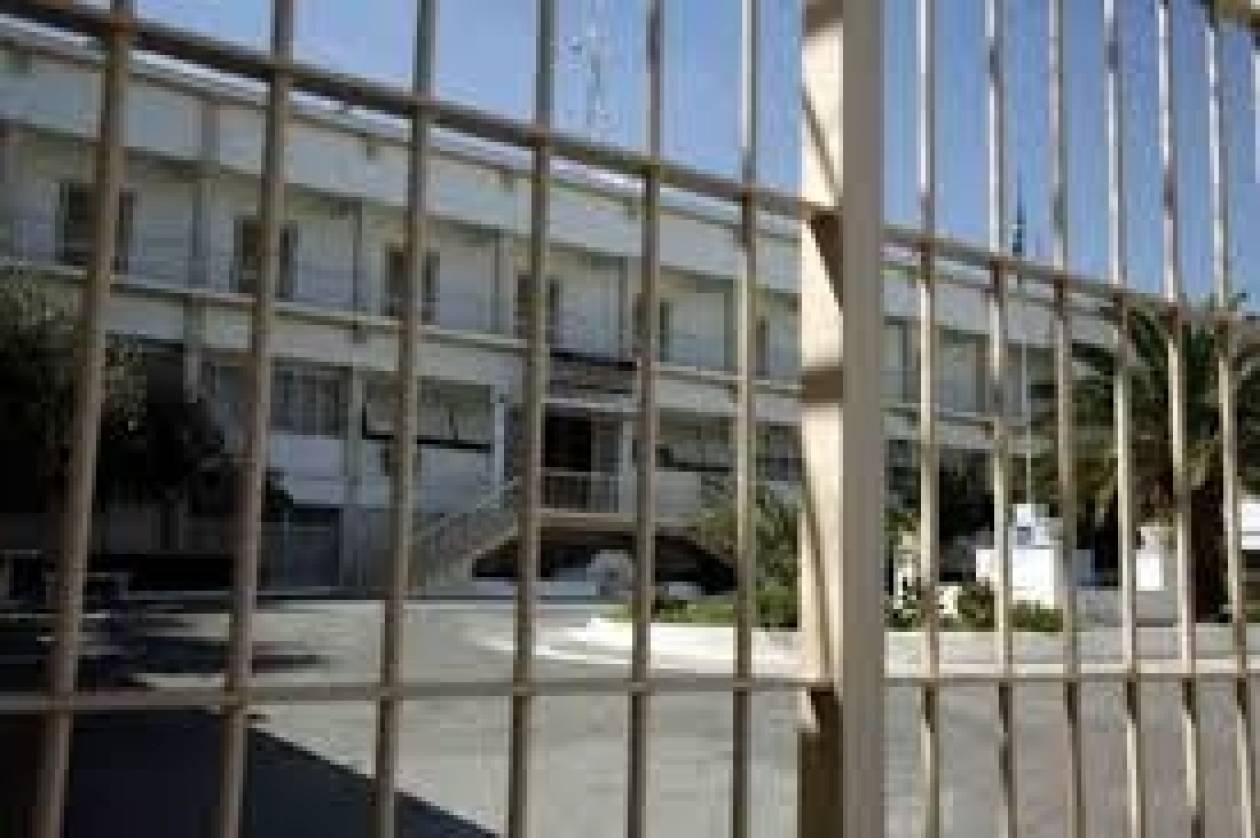 Τηλεφώνημα για βόμβα στις Φυλακές Κορυδαλλού