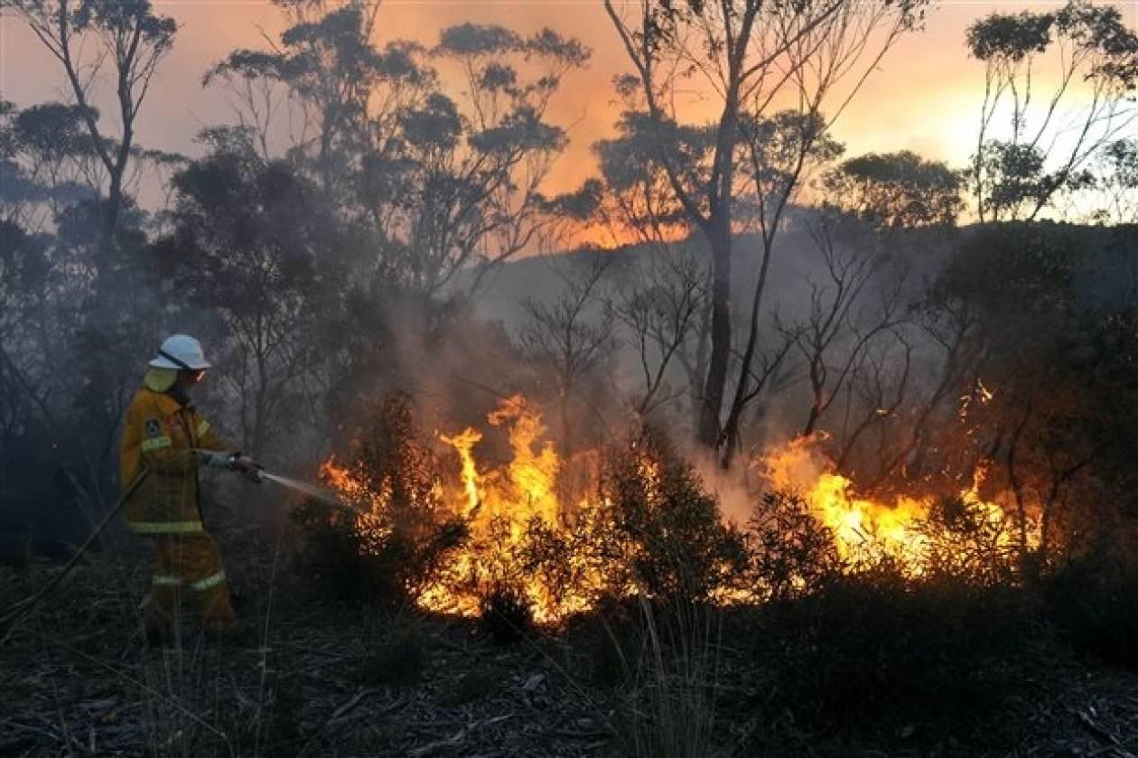 Αυστραλία: Ένωσαν δύο πυρκαγιές για να μπορέσουν να τις ελέγξουν