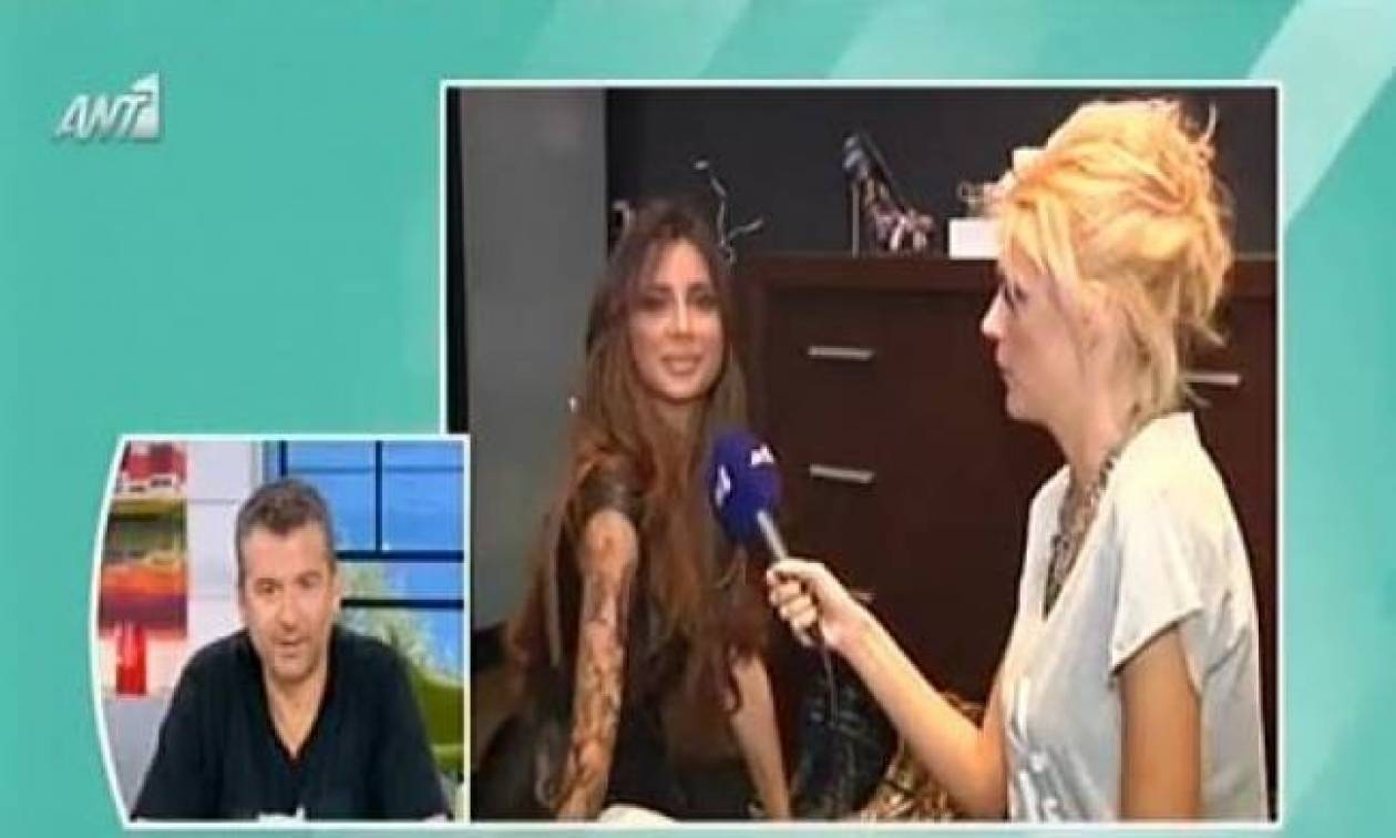 Πάολα: Αποκαλύπτει πως είναι ερωτευμένη και λέει την ηλικία της