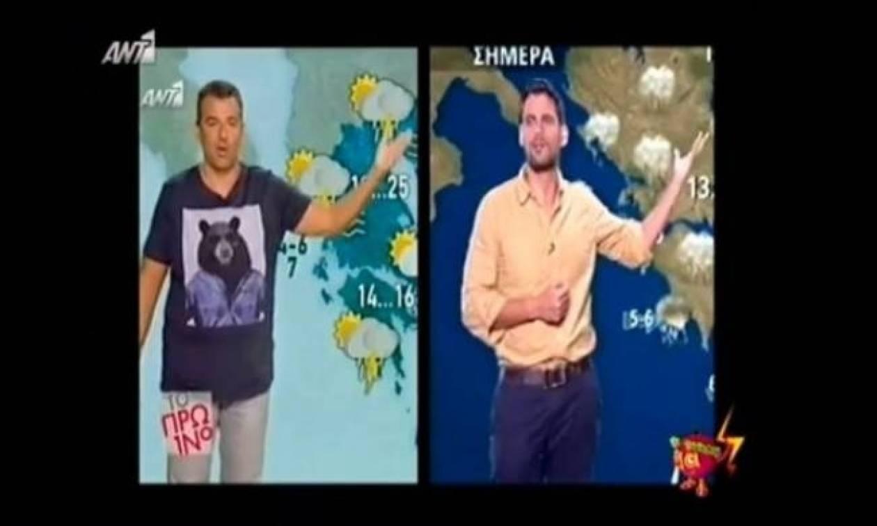 Απολαυστικό βίντεο: Σύγκριση Λιάγκα- Ουγγαρέζου. Σημειώσατε Χ