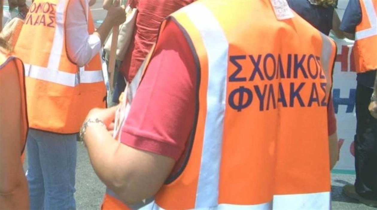 Σχολικοί φύλακες έκαναν Θεσσαλονίκη-Αθήνα με τα πόδια!