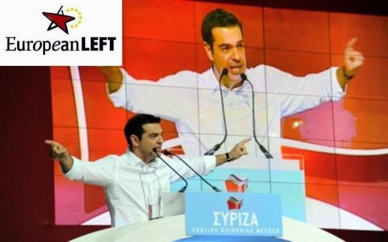 ΚΕΑ:Ο Τσίπρας θα είναι η φωνή της αντίστασης σε Ελλάδα και Ευρώπη!