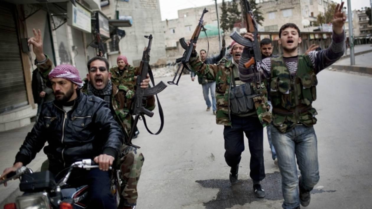 Μάχη για χριστιανική πόλη στη Συρία