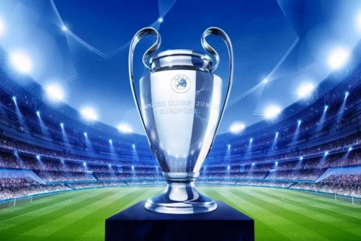 LIVE Champions League