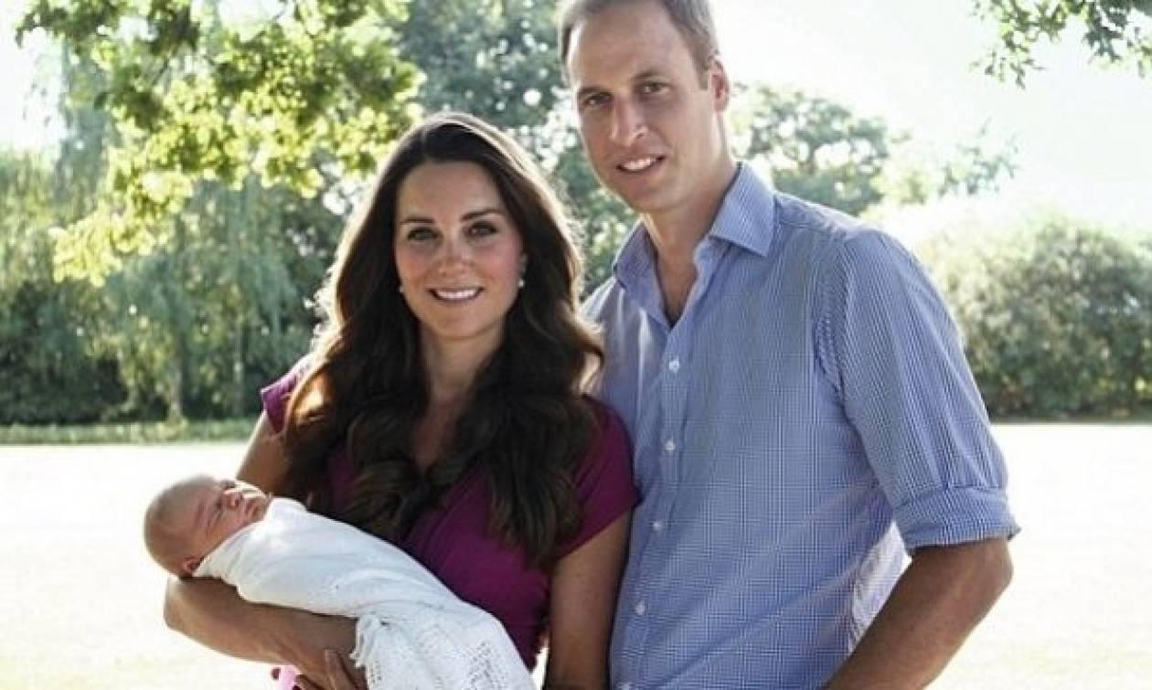 H βάφτιση του πριγκιπικού μωρού! Οι γονείς παρακάμπτουν το πρωτόκολλο!