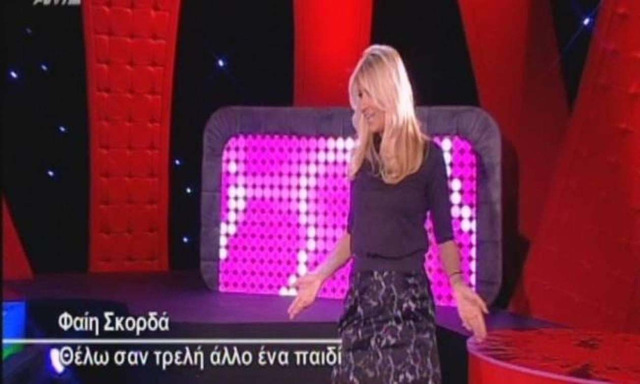 Φαίη Σκορδά: Το σχόλιο του Θέμου για την εγκυμοσύνη της...