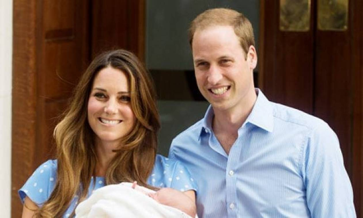 Βαφτίζεται σήμερα ο γιος της Kate Middleton και του πρίγκιπα William