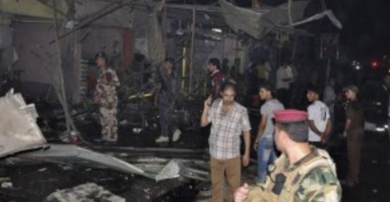 Αυξημένος ο αριθμός των νεκρών μετά από επιθέσεις στο Ιράκ