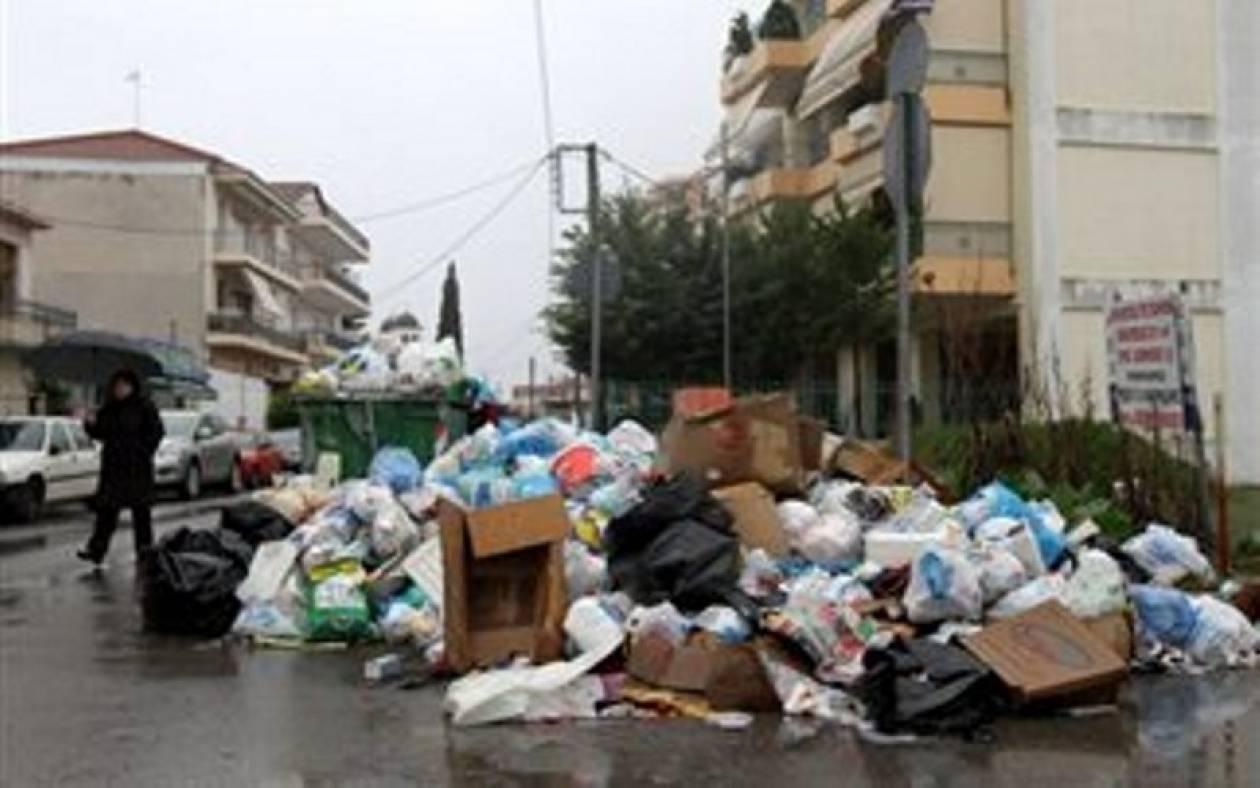Πρόβλημα στη διαχείριση απορριμμάτων αντιμετωπίζει ο Δήμος Ζαχάρως