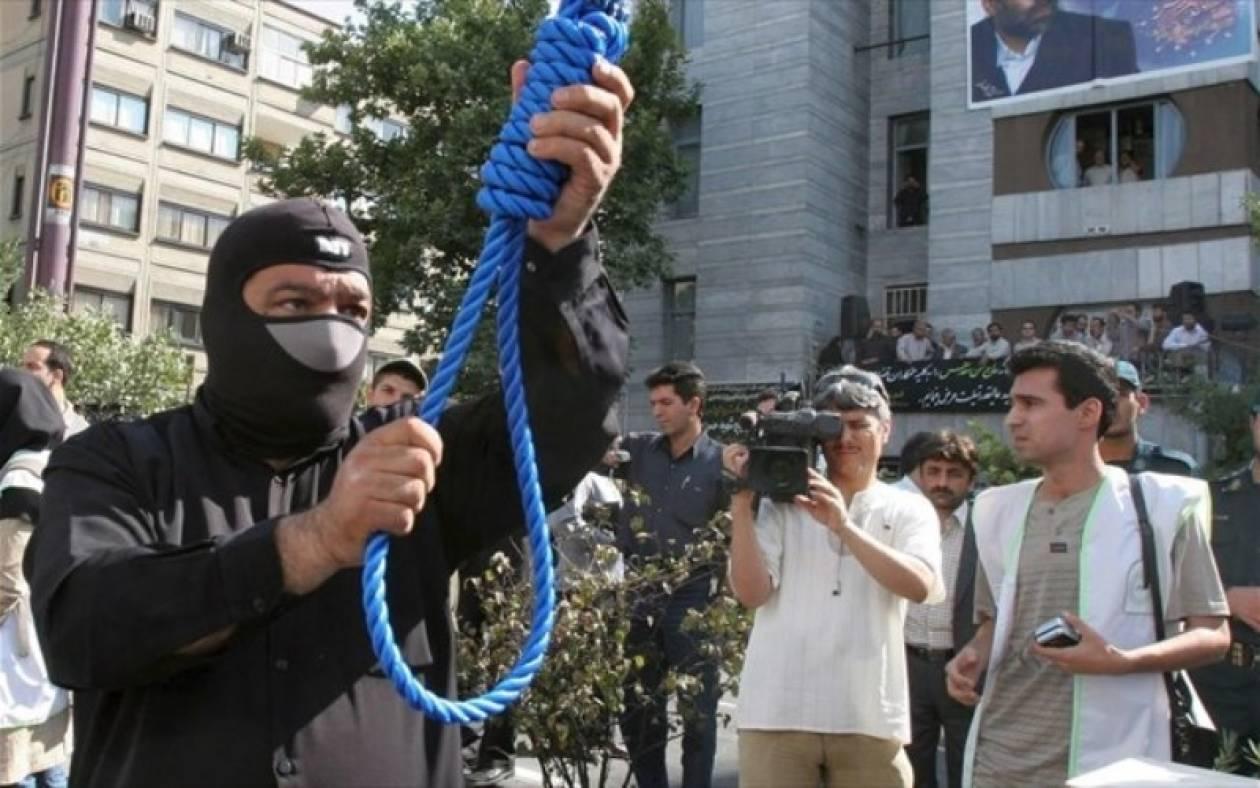 Γλίτωσε από τον δεύτερο απαγχονισμό ο θανατοποινίτης του Ιράν
