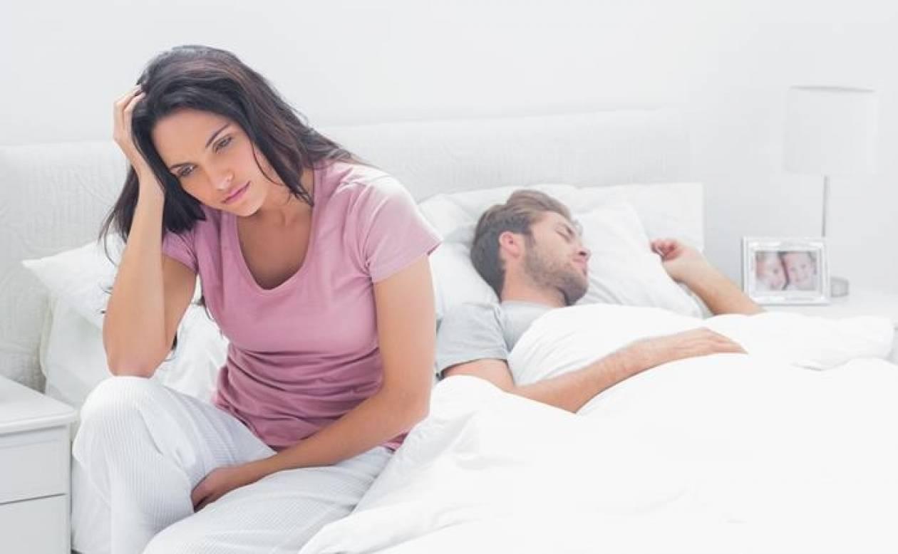Όταν η σεξουαλική επαφή προκαλεί πόνο. Ο λευκός γάμος