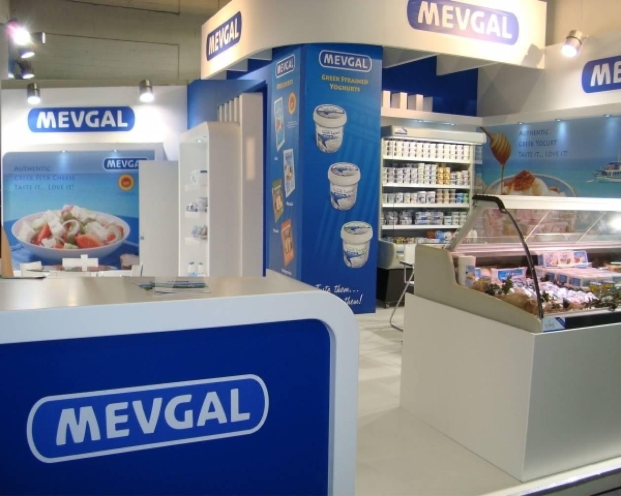 Με νέα προϊόντα η ΜΕΒΓΑΛ στην Αnuga 2013