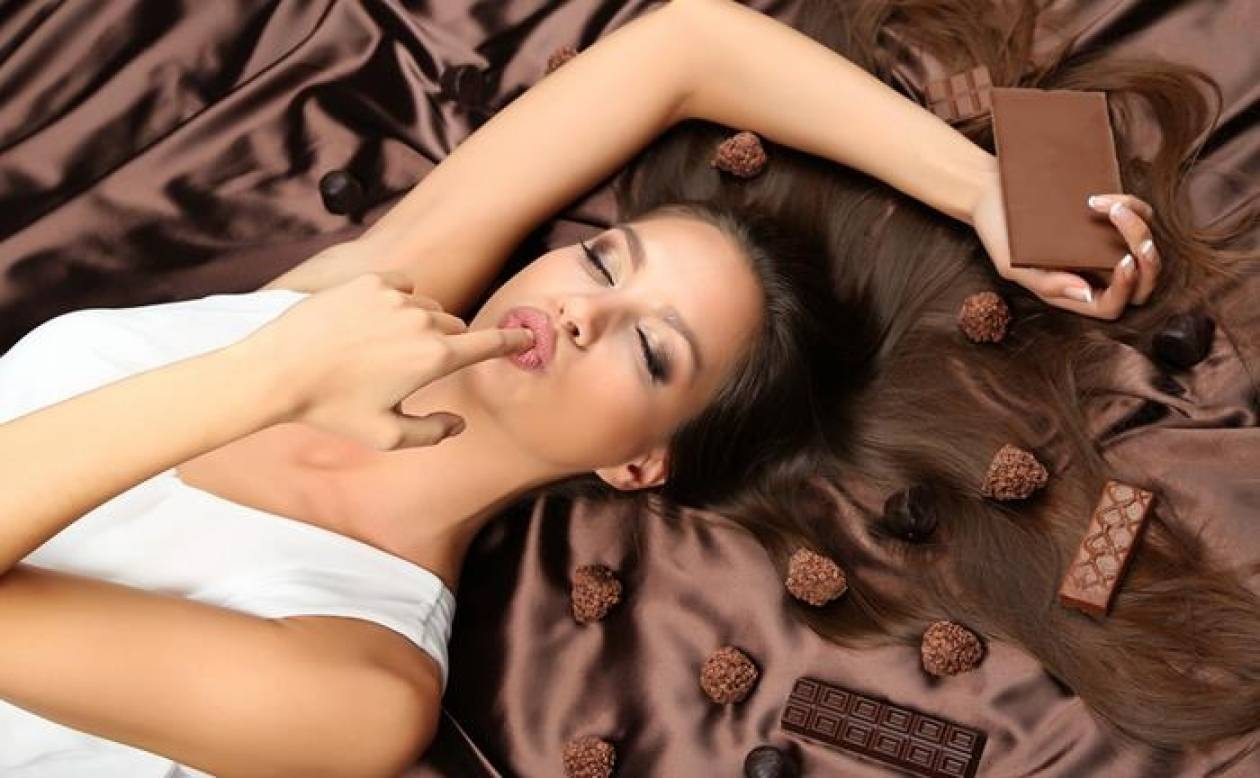 Τελικά η σοκολάτα είναι υποκατάστατο του σεξ;