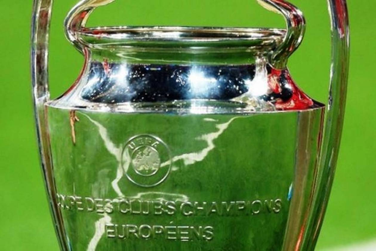 LIVE το Champions League