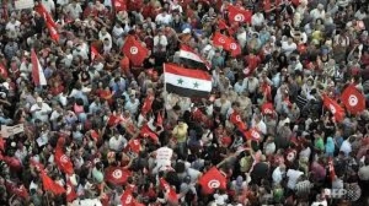 Καζάνι που βράζει η Τυνησία
