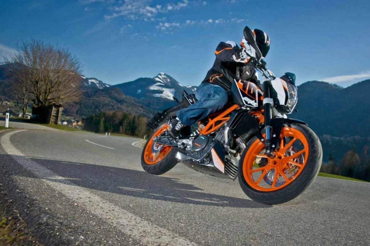 KTM 390 Duke ABS (MY 2013)