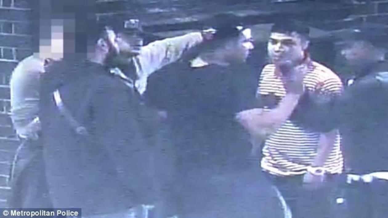 ΣΟΚ!Συμμορία επιτίθεται σε Αμερικανό φοιτητή στο Λονδίνο