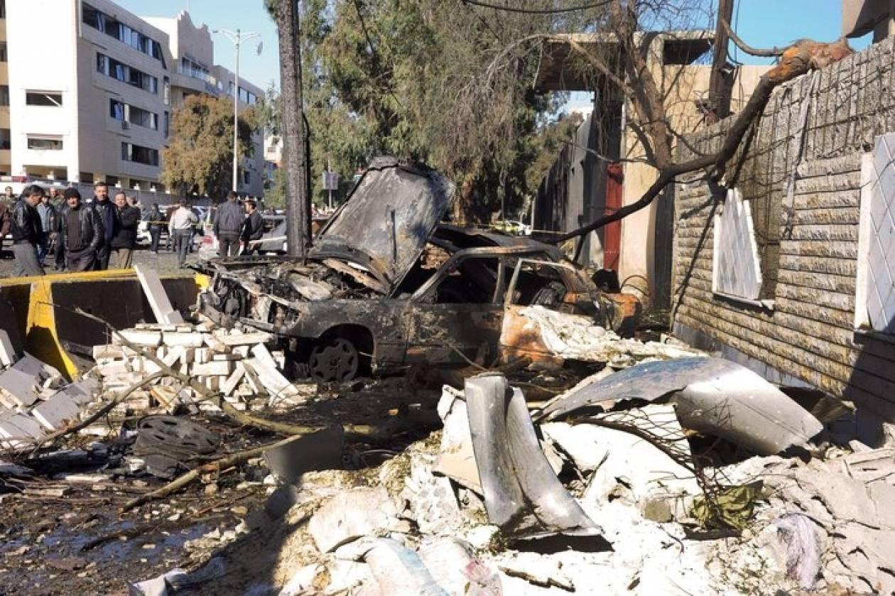 Έκρηξη κοντά στο αεροδρόμιο της Δαμασκού