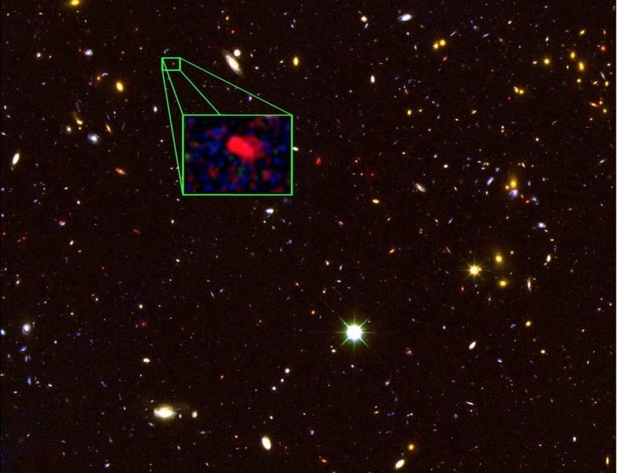 Ανακαλύφθηκε ο πιο μακρινός γαλαξίας (μέχρι σήμερα)