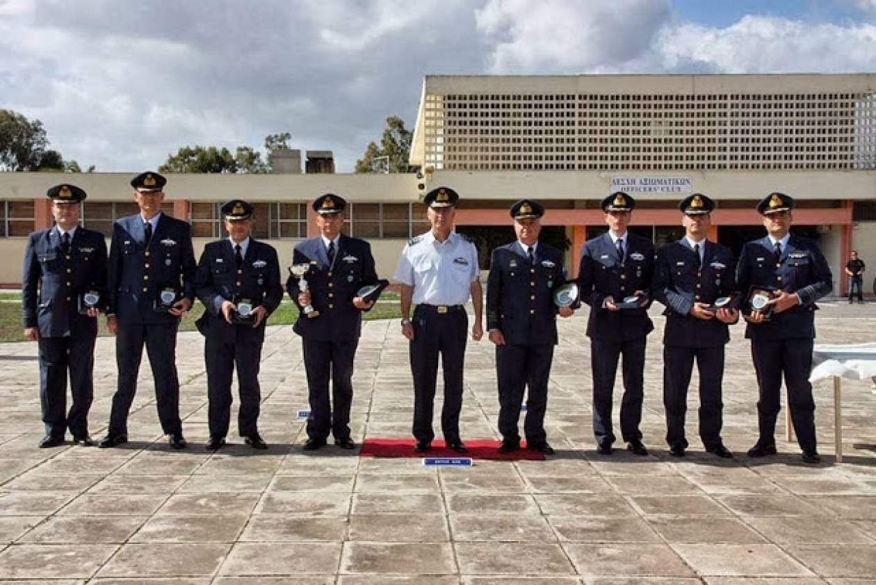 Βραβεία Ασφαλείας Πτήσεων - Εδάφους 2013 στην 120 ΠΕΑ
