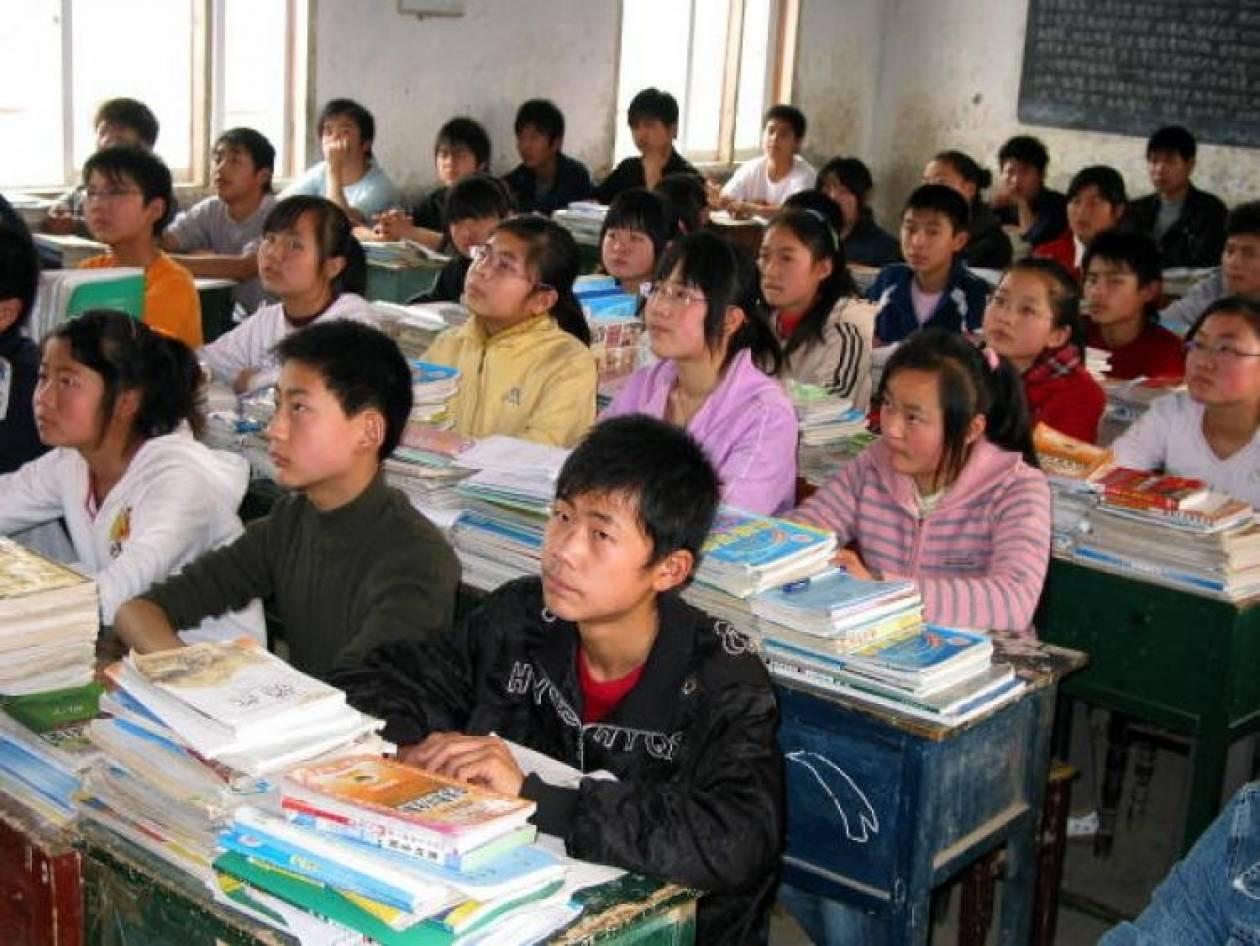 Κίνα:Κατέρρευσε τοίχος σχολείου-Δύο παιδιά νεκρά