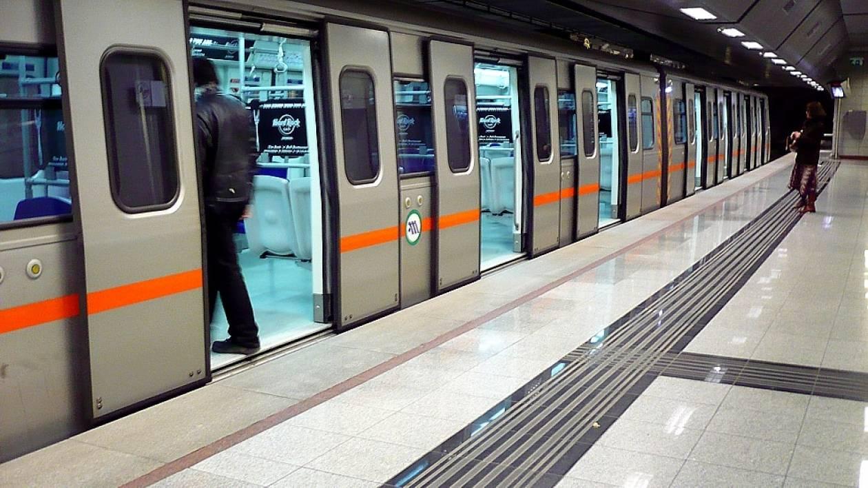 Μετρό: Κλειστοί σταθμοί το Σαββατοκύριακο λόγω έργων