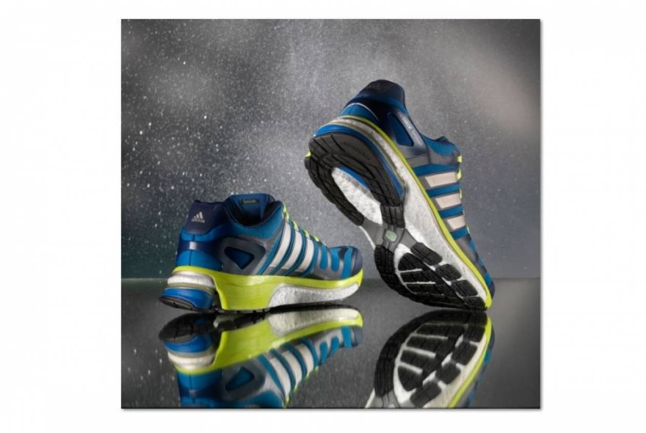 H adidas παρουσιάζει το νέο adistar boost